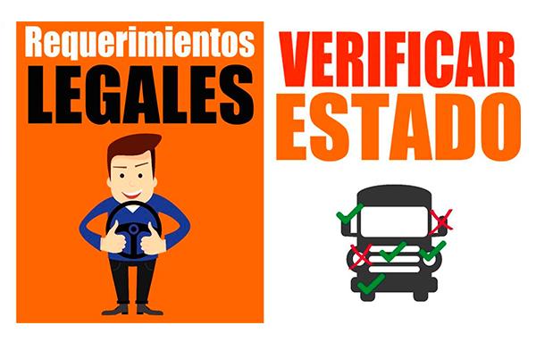 POLÍTICA DE INSPECCIÓN DIARIA ANTES DE EMPRENDER LA MARCHA DEL VEHÍCULO